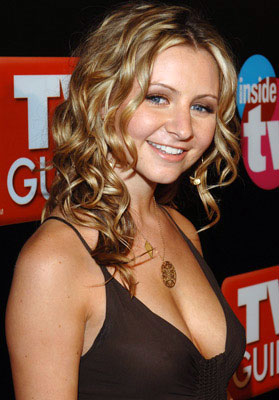 Beverley Mitchell TV Guide & Inside TV After Party Emmy Awards - 9/18/2005