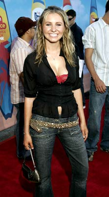 Beverly Mitchell The 2004 Teen Choice Awards on Fox Beverley Mitchell