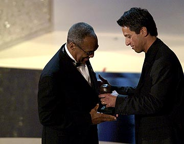 Bill Cosby, Ray Romano 55th Annual Emmy Awards - 9/21/2003