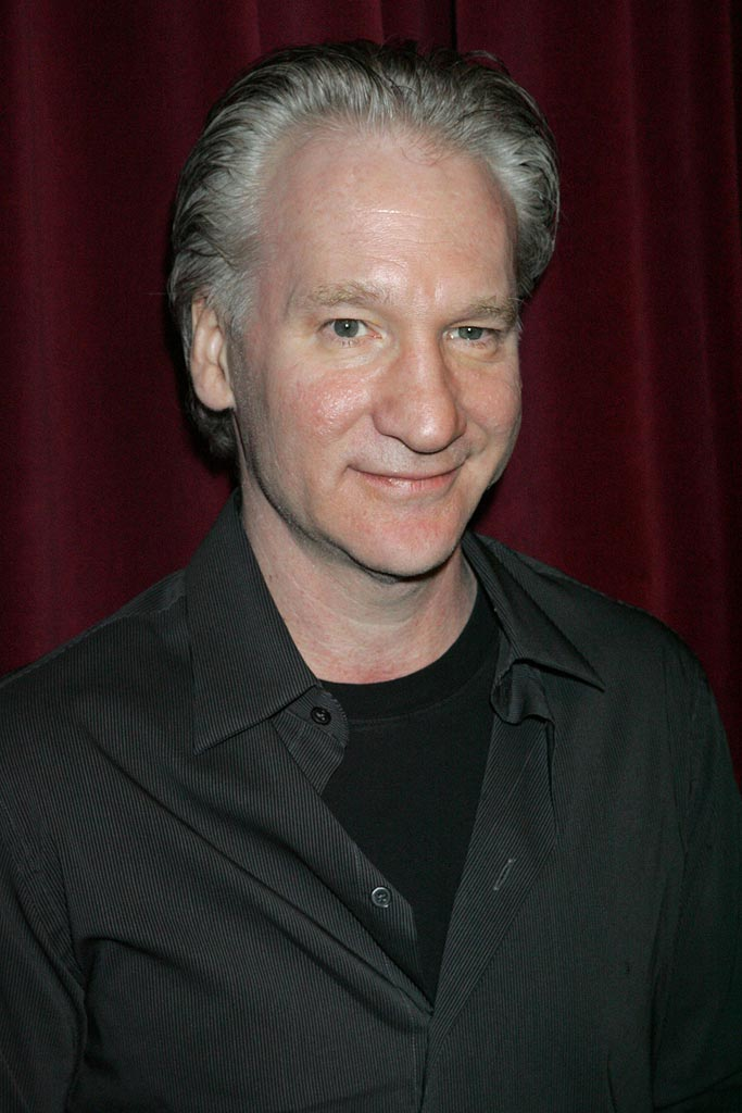 Bill Maher at the Is Our Country Going to the Dogs? Comedy Night Fundraiser on Behalf of The Amanda Foundation.