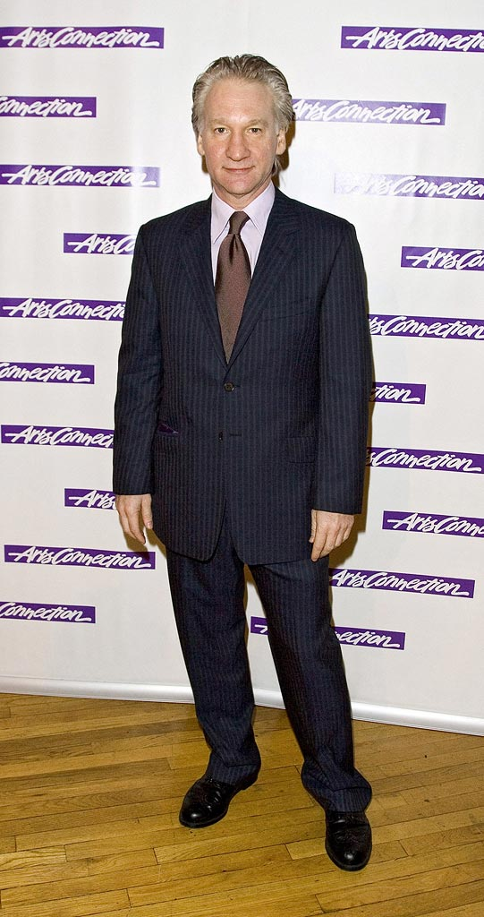Bill Maher attends ArtsConnection - 2007 ìCarnivaleî Benefit With Bill Maher and Wyclef Jean.