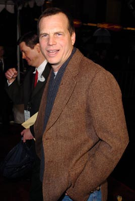 Premiere: Bill Paxton at the LA premiere of Disney's Miracle - 2/2/2004