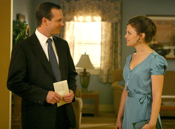 Bill Paxton and Ginnifer Goodwin HBO's 'Big Love'
