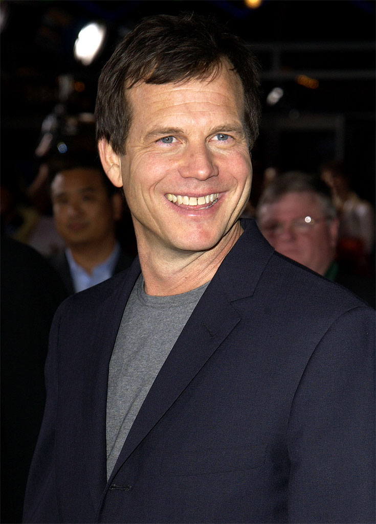 "Bill Paxton at the ""Ghosts Of The Abyss"" Premiere on March 31, 2003"