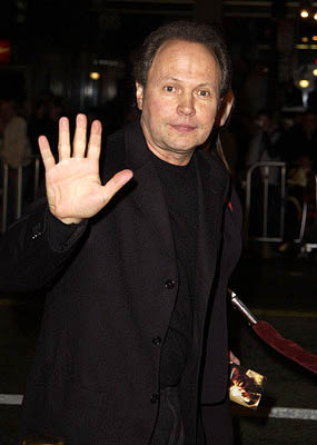 Premiere: Billy Crystal at the Hollywood premiere of Ali - 12/12/2001