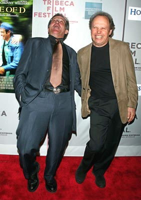 Robin Williams and Billy Crystal Tribeca Film Festival, May 7, 2004