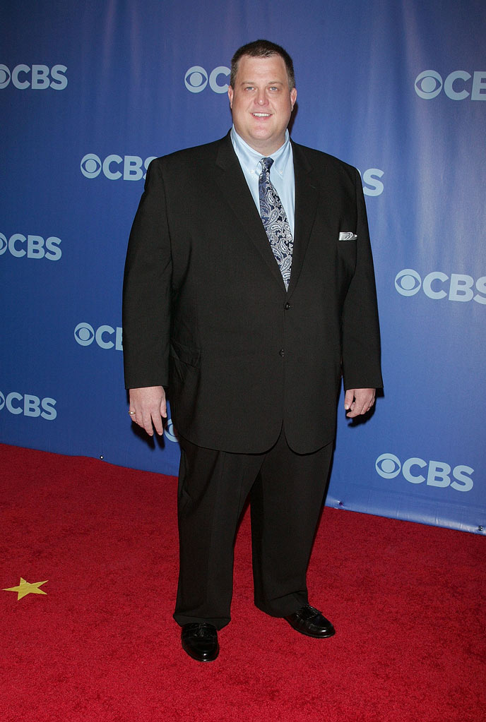 "Billy Gardell (""Mike & Molly"") attends the 2010 CBS Upfront at The Tent at Lincoln Center on May 19, 2010 in New York City."