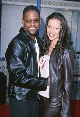 Premiere: Blair Underwood at the Mann Village Theare premiere of Paramount's Rules Of Engagement in Westwood, CA - 4/2/2000
