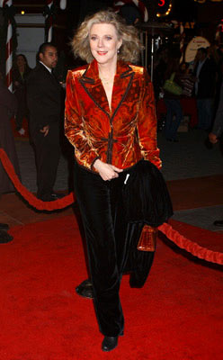 Premiere: Blythe Danner at the Los Angeles premiere of Universal Pictures' Meet the Fockers - 12/16/2004