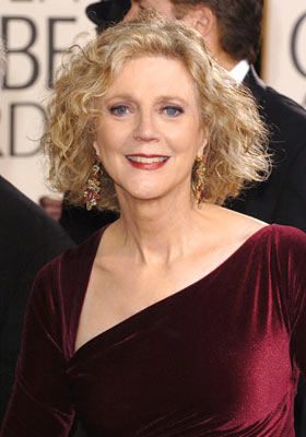 Blythe Danner 62nd Annual Golden Globe Awards - Arrivals Beverly Hills, CA - 1/16/05