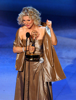"Blythe Danner Outstanding Supporting Actress in a Drama Series ""Huff"" Emmy Awards - 9/18/2005"