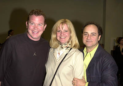 Premiere: Pete Jones, Bonnie Hunt and Kevin Pollak at the LA premiere of Miramax's Stolen Summer - 2/19/2002
