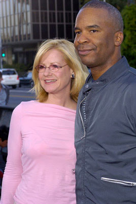 Premiere: Bonnie Hunt and David Alan Grier at the Beverly Hills premiere of DreamWorks' The Terminal - 6/9/2004