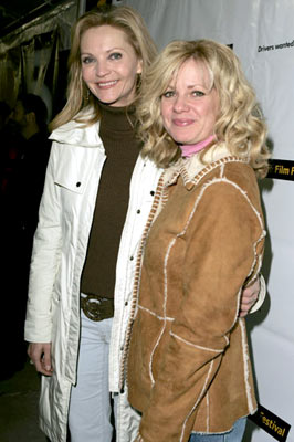 Joan Allen and Bonnie Hunt The Upside of Anger Premiere - 1/22/2005 Sundance Film Festival