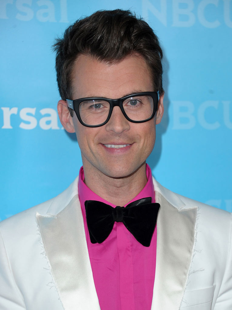 "Brad Goreski (""It's a Brad, Brad World"") attends the 2012 NBC Universal Winter TCA All-Star Party at The Athenaeum on January 6, 2012 in Pasadena, California."