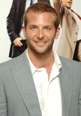 Premiere: Bradley Cooper at the New York premiere of New Line Cinema's Wedding Crashers - 7/13/2005