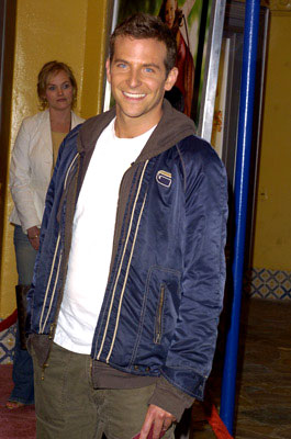 Premiere: Bradley Cooper at the L.A. premiere of Revolution Studios' 13 Going on 30 - 4/14/2004