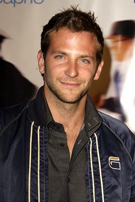 Premiere:  Bradley Cooper at the Hollywood premiere of Dreamworks' Catch Me If You Can - 12/16/2002