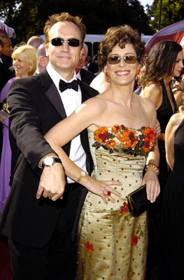 Jane Kaczmarek and Marlo Thomas 56th Annual Emmy Awards - 9/19/2004 Bradley Whitford