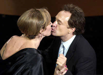 Allison Janney and Bradley Whitford 53rd Annual Emmy Awards - 11/4/2001
