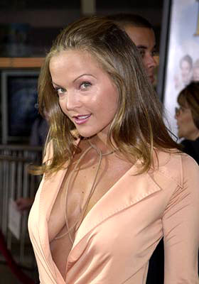 Premiere: Brandy Ledford at the Century City premiere of Paramount's Rat Race - 7/30/2001