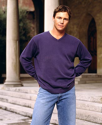 Brian Krause as Leo Wyatt in Charmed
