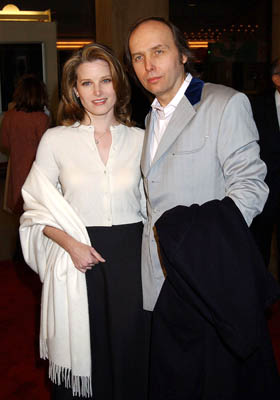 Premiere: Bridget Fonda and Dwight Yoakam at the LA premiere of Columbia's Panic Room - 3/18/2002