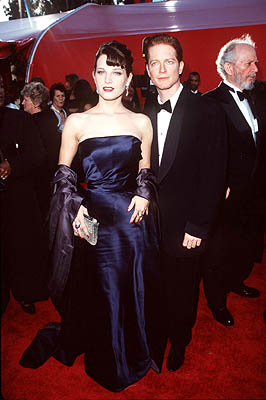 Bridget Fonda and Eric Stoltz 70th Annual Academy Awards Los Angeles, CA 3/23/1998