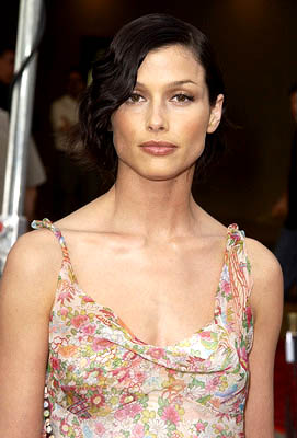 Premiere: Bridget Moynahan at the LA premiere of Paramount's The Sum of All Fears - 5/29/2002