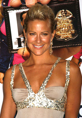 Premiere: Brittany Daniel at the Los Angeles premiere of Columbia Pictures' White Chicks - 6/16/2004