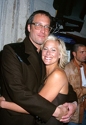 Premiere: John Corbett and Brittany Daniel at the Hollywood premiere of Columbia's Joe Dirt - 4/1/2001