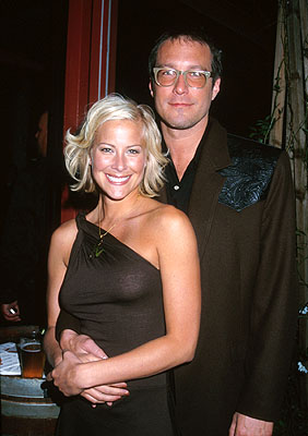 Premiere: Brittany Daniel and John Corbett at the Hollywood premiere of Columbia's Joe Dirt - 4/1/2001