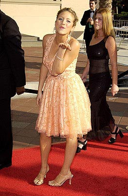 Brittany Snow Emmy Creative Arts Awards - 9/13/2003
