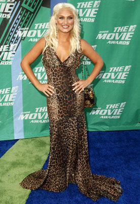 Brooke Hogan 2006 MTV Movie Awards - Arrivals Culver City, CA - 6/3/2006 Brooke Hogan
