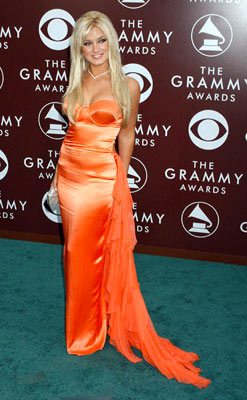 Brooke Hogan The 47th Annual GRAMMY Awards - Arrivals Staples Center - Los Angeles, CA - 2/13/05 Brooke Hogan