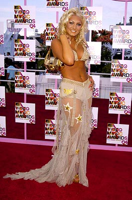 Brooke Hogan MTV Video Music Awards - 8/29/2004 Brooke Hogan