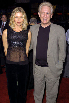 Premiere: Kate Vernon and Bruce Davison at the L.A. premiere of Lions Gate's Godsend - 4/22/2004