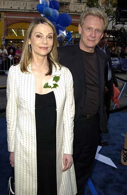 Premiere: Peggy Lipton and Bruce Davison at the Hollywood premiere of 20th Century Fox's X2: X-Men United - 4/28/2003