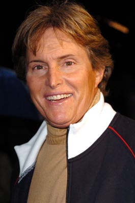 Premiere: Bruce Jenner at the LA premiere of Disney's Miracle - 2/2/2004