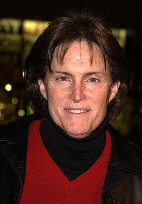 Premiere: Bruce Jenner at the Hollywood premiere of Ali - 12/12/2001
