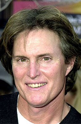 Premiere: Bruce Jenner at the Hollywood premiere of Walt Disney's The Emperor's New Groove - 12/10/2000