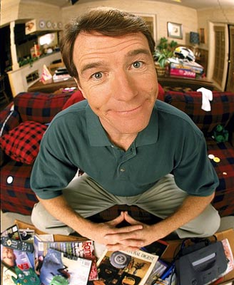 Bryan Cranston as Hal on Fox's Malcolm In The Middle