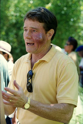 Hal (Bryan Cranston) in Fox's Malcolm In The Middle