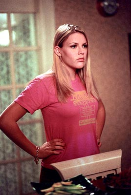 Busy Philipps as Audrey in WB's Dawson's Creek