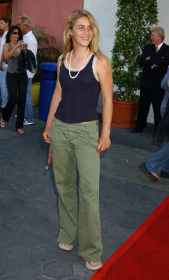 Premiere: Caitlin Wachs at the LA premiere of Universal's American Wedding - 7/24/2003