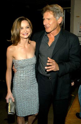 Calista Flockhart, Harrison Ford MTV Movie Awards - 5/31/2003