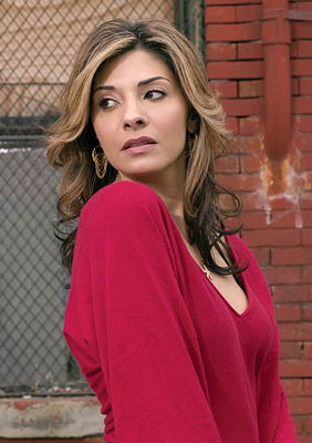 "Callie Thorne FX's ""Rescue Me"""