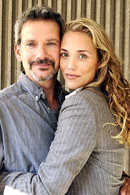Campbell Scott and Elizabeth Berkley Roger Dodger Toronto Film Festival - 9/8/2002