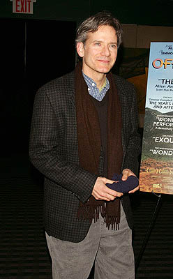 Premiere: Campbell Scott at the NY premiere of Off the Map - 3/1/2005