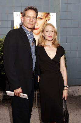 Premiere: Campbell Scott and Patricia Clarkson at the New York premiere of Focus Features' Vanity Fair - 8/16/2004